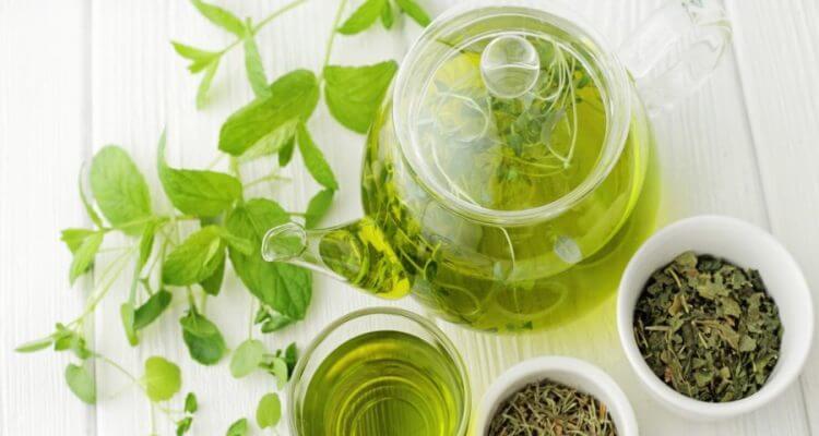 Lợi ích của trà xanh với sức khỏe