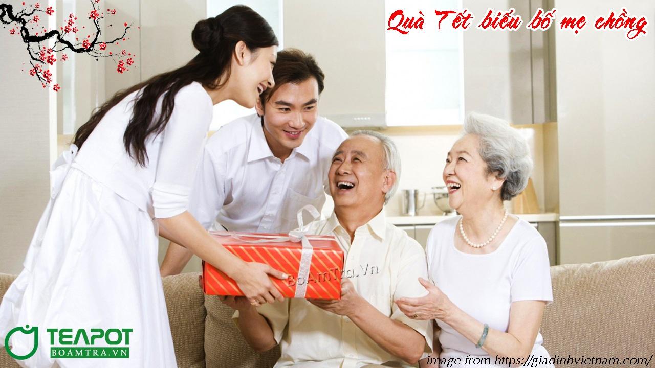 Quà tặng gia đình