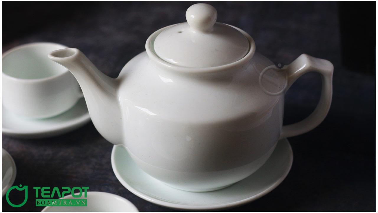 Bộ ấm trà Vinaly mẫu 07 - bình trà
